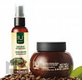 Body Mud Mask and Body Lotion